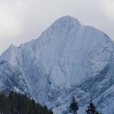 Javorova Dolina .- aktuálne podmienky 3.4.2012