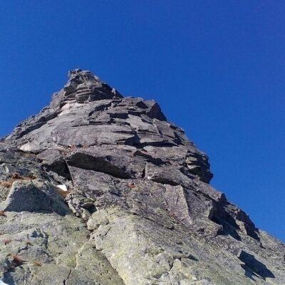 Krásna skala na Ošarpancoch