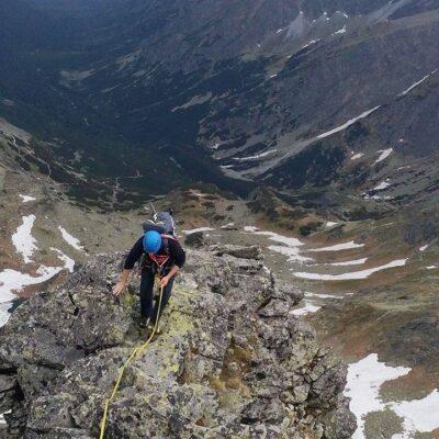 Filip dolieza na vrchol