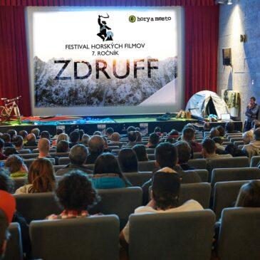 Festival horských filmov ZDRUFF v Starej Ľubovni. 7.ročník.