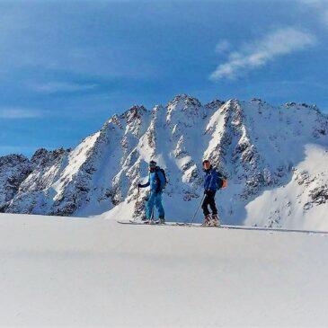 S lyžami a slnkom v Tatrách