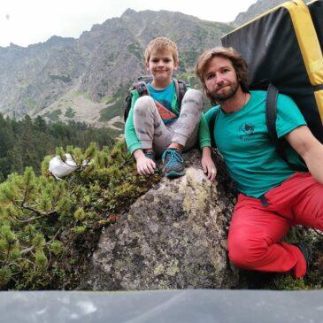 S Matejom na Boulderblaste